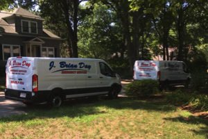 water damage Attleboro MA