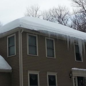 Residential & Commercial Ice Dam Removal