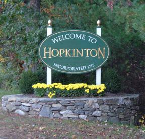 hopkinton water damage