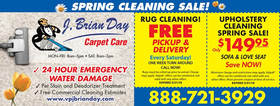 Oriental Rug Cleaning J Brian Day Emergency Services