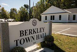 Berkley water damage
